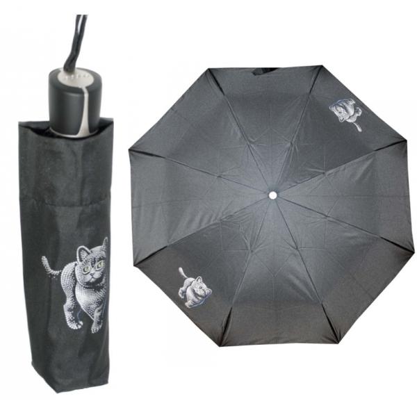 Doppler Dámský deštník Mini Fiber CATS