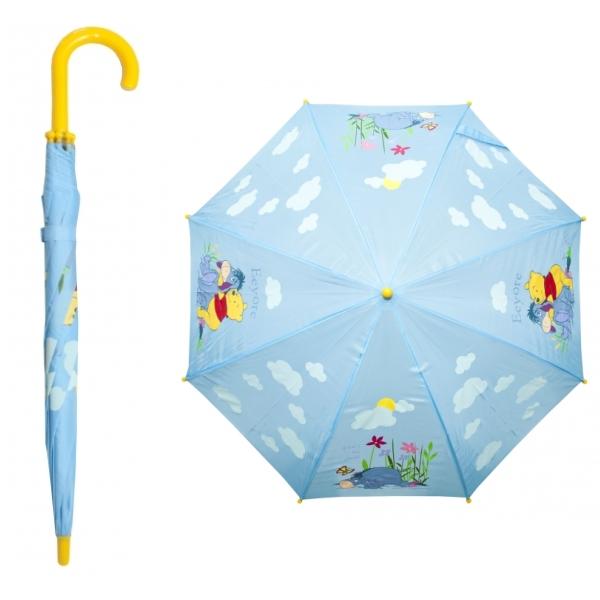 Dětský holový vystřelovací deštník medvídek PŮ