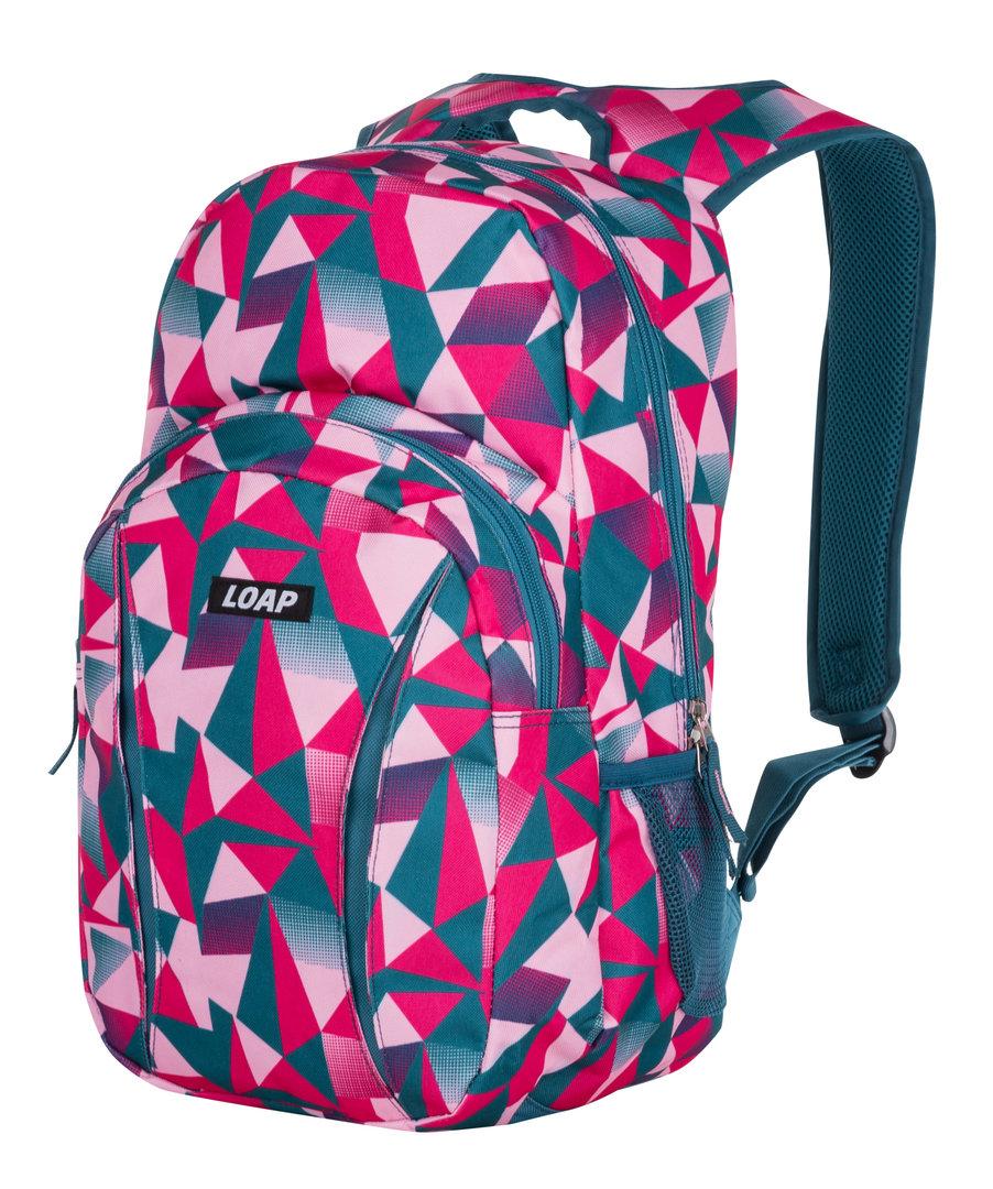 ASSO městský batoh modrá