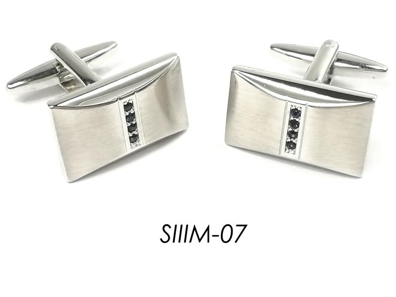 Manžetové knoflíčky SIIIM-07