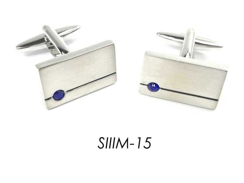 Manžetové knoflíčky SIIIM-15