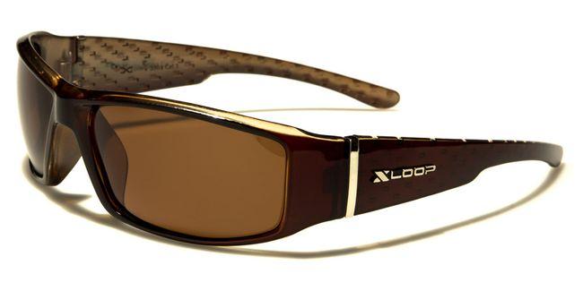 Sportovní sluneční brýle Polarizační xl435pze
