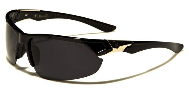 Sportovní sluneční brýle Polarizační kn01001pola