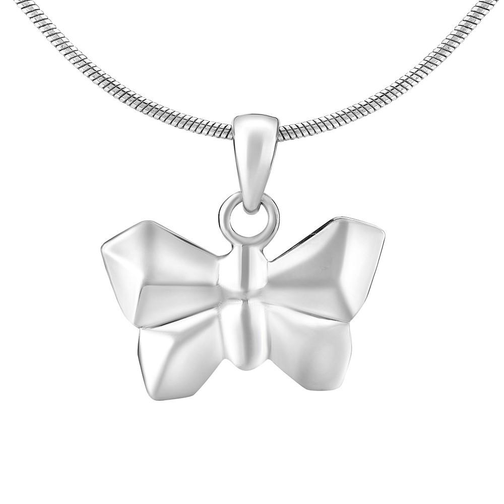 Stříbrný přívěsek motýlek ZT74005