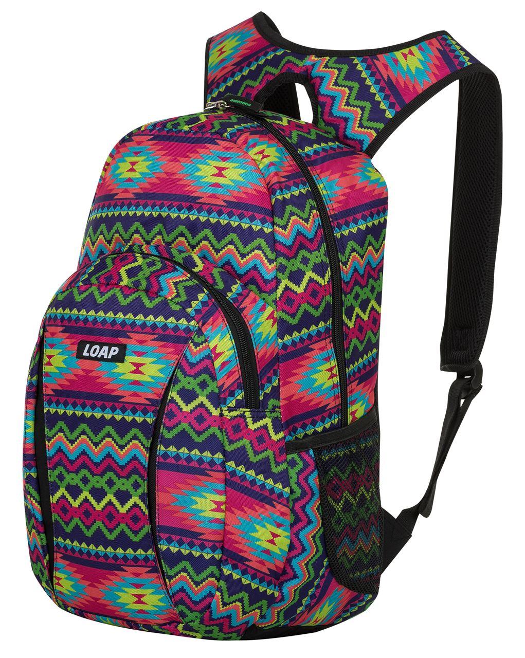 Městský batoh ASSO retro