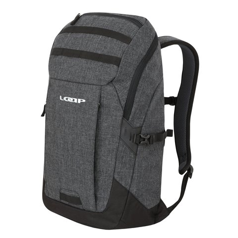COSSAC městský batoh černá