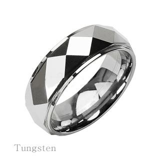 Wolframový prsten R-TU-005 (Wolframový prsten R-TU-005)