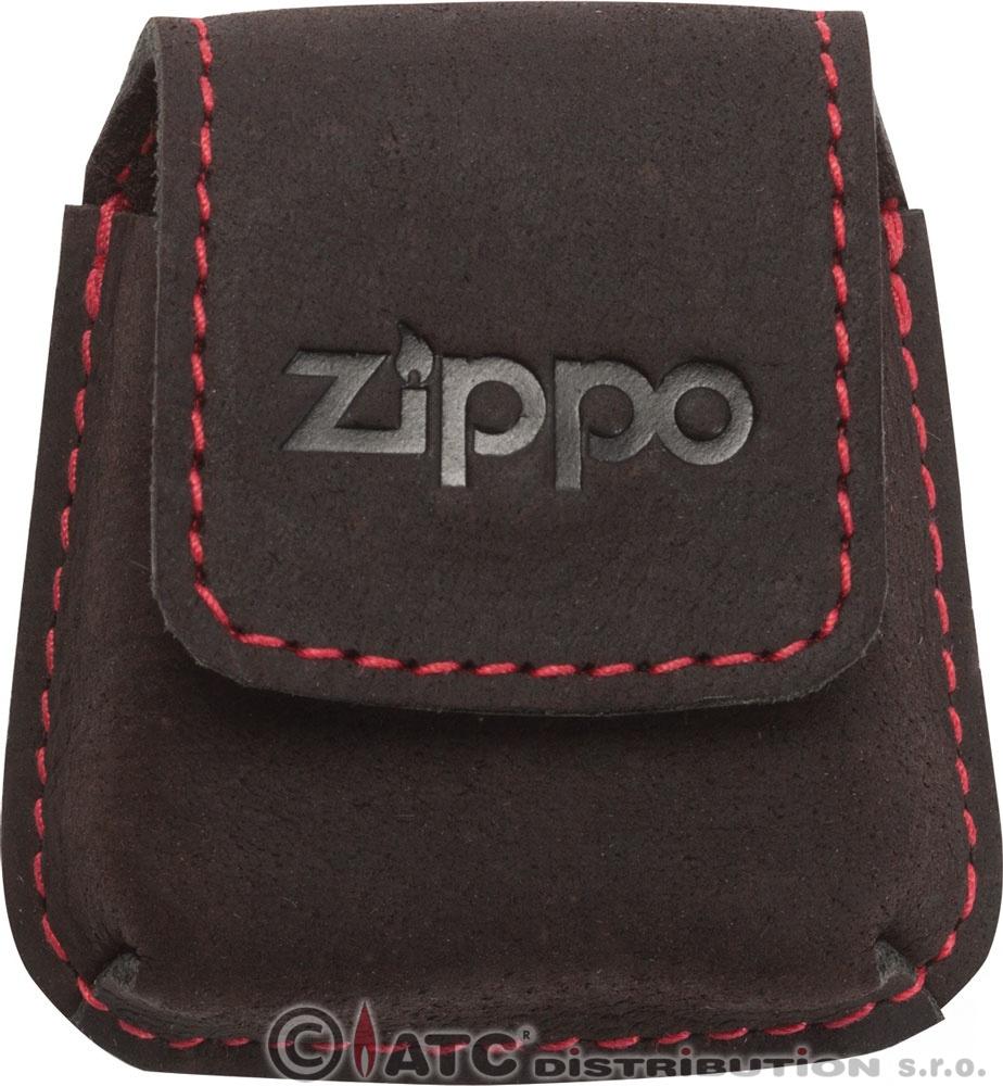 Pouzdro na zapalovač Zippo Hnědé 44129