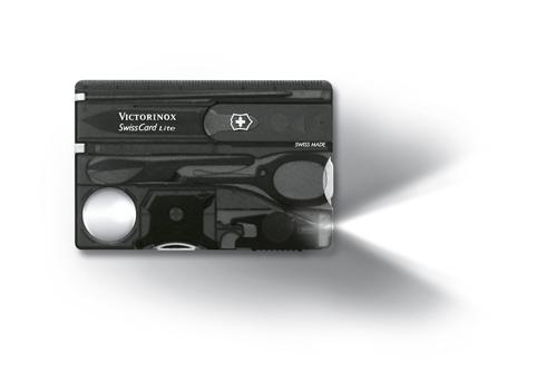 Victorinox SwissCard Lite černý