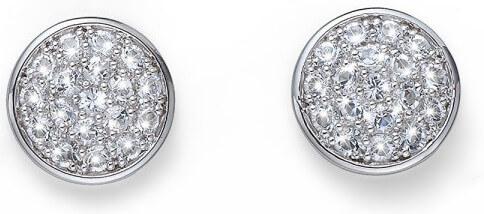 Náušnice s krystaly 22628R