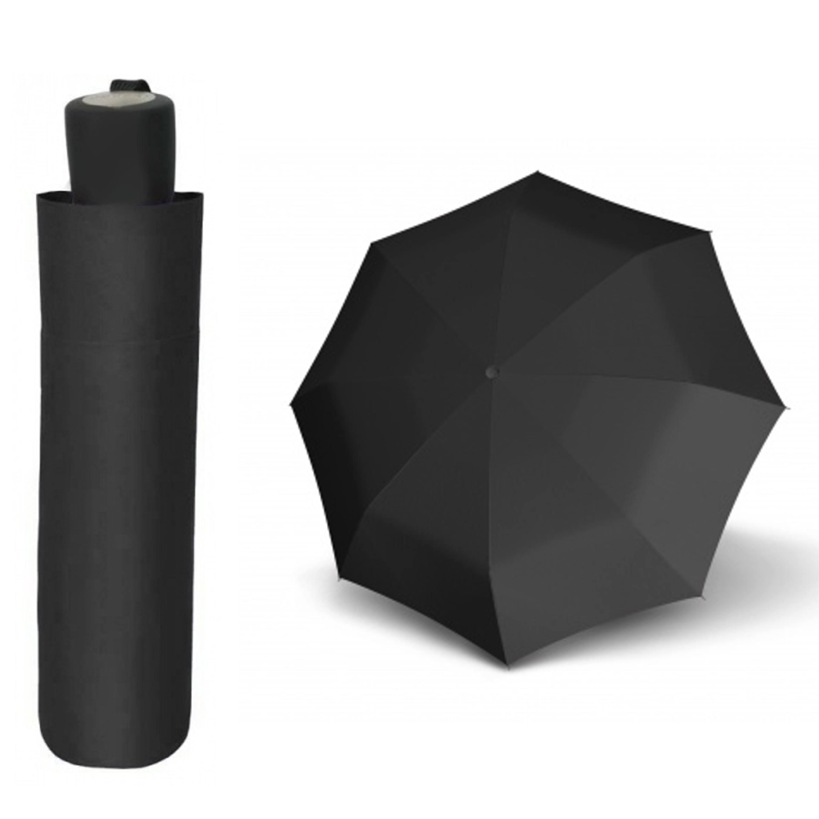 Dámský deštník Hit uni classic černý