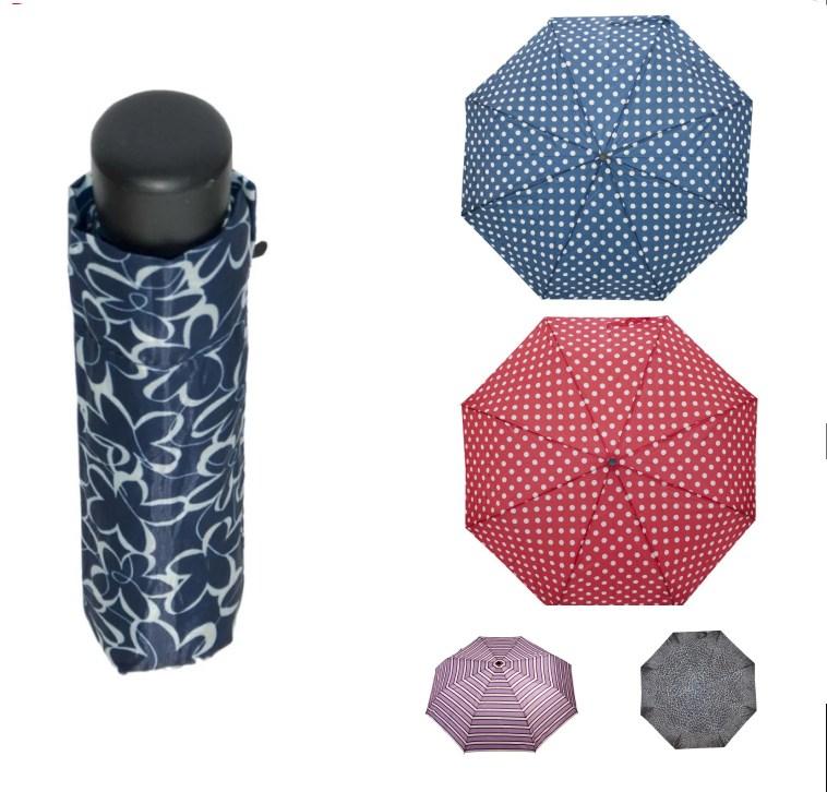 Dámský deštník Primo vzorovaný