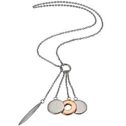 Náhrdelník z chirurgické oceli NSLD04 (Náhrdelník z chirurgické oceli NSLD04)
