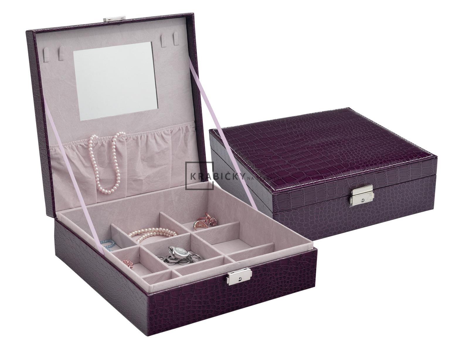 JKBox šperkovnice SP-825/A6