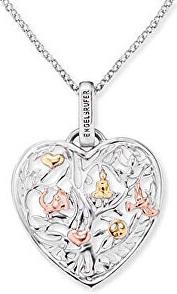 Engelsrufer Stříbrný náhrdelník srdce strom života ERN-HEARTTREE