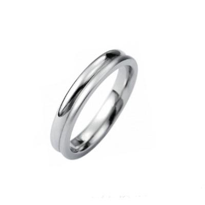 Prsten z chirurgické oceli RSS429