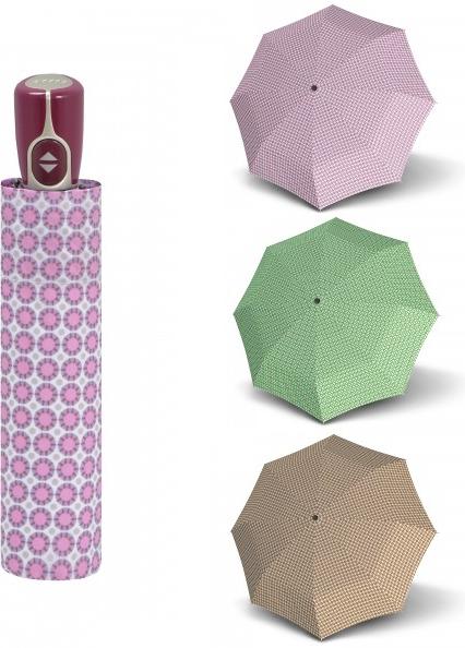 Dámský plně automatický skládací deštník Magic Fiber Palma