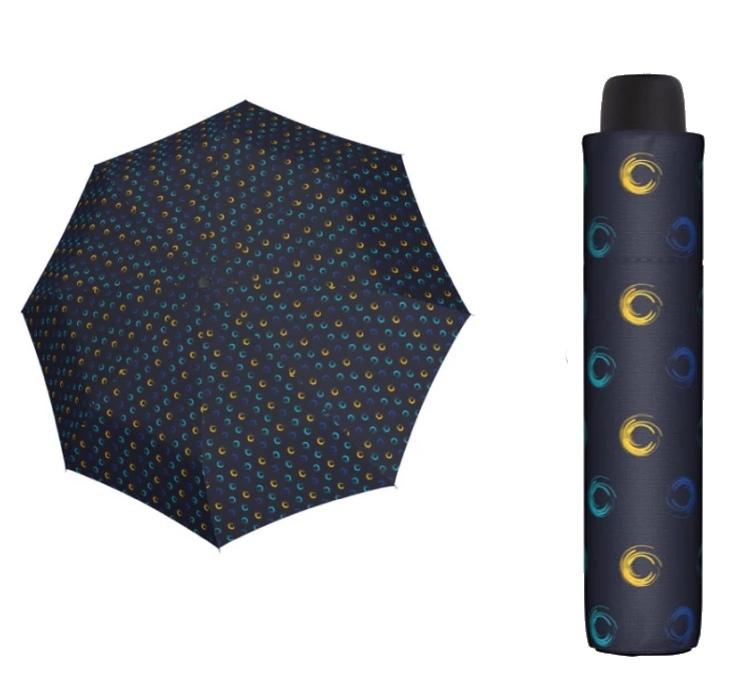 Hit Mini Highlight - dámský mechanický skládací deštník