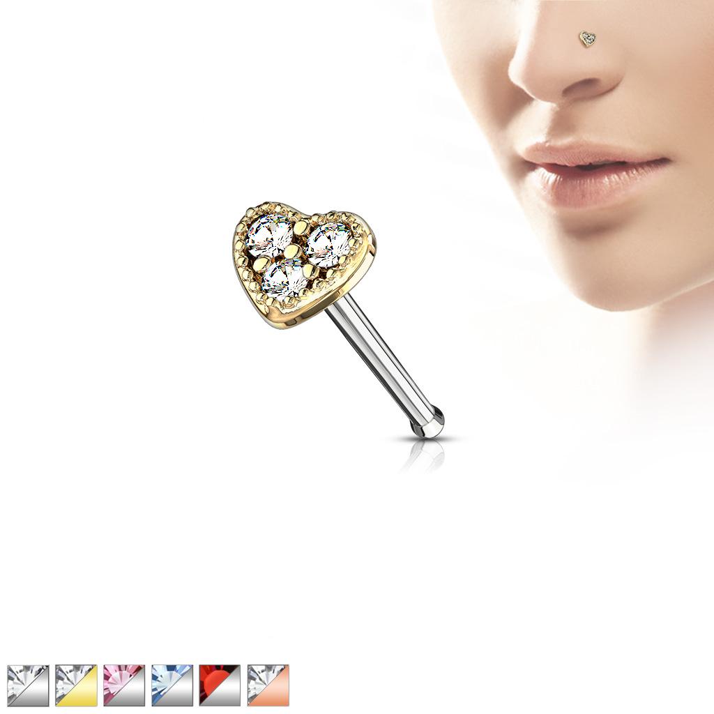 Piercing nosovka NOB-598