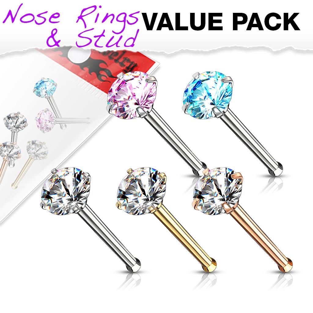 Piercing nosovka VNOB01