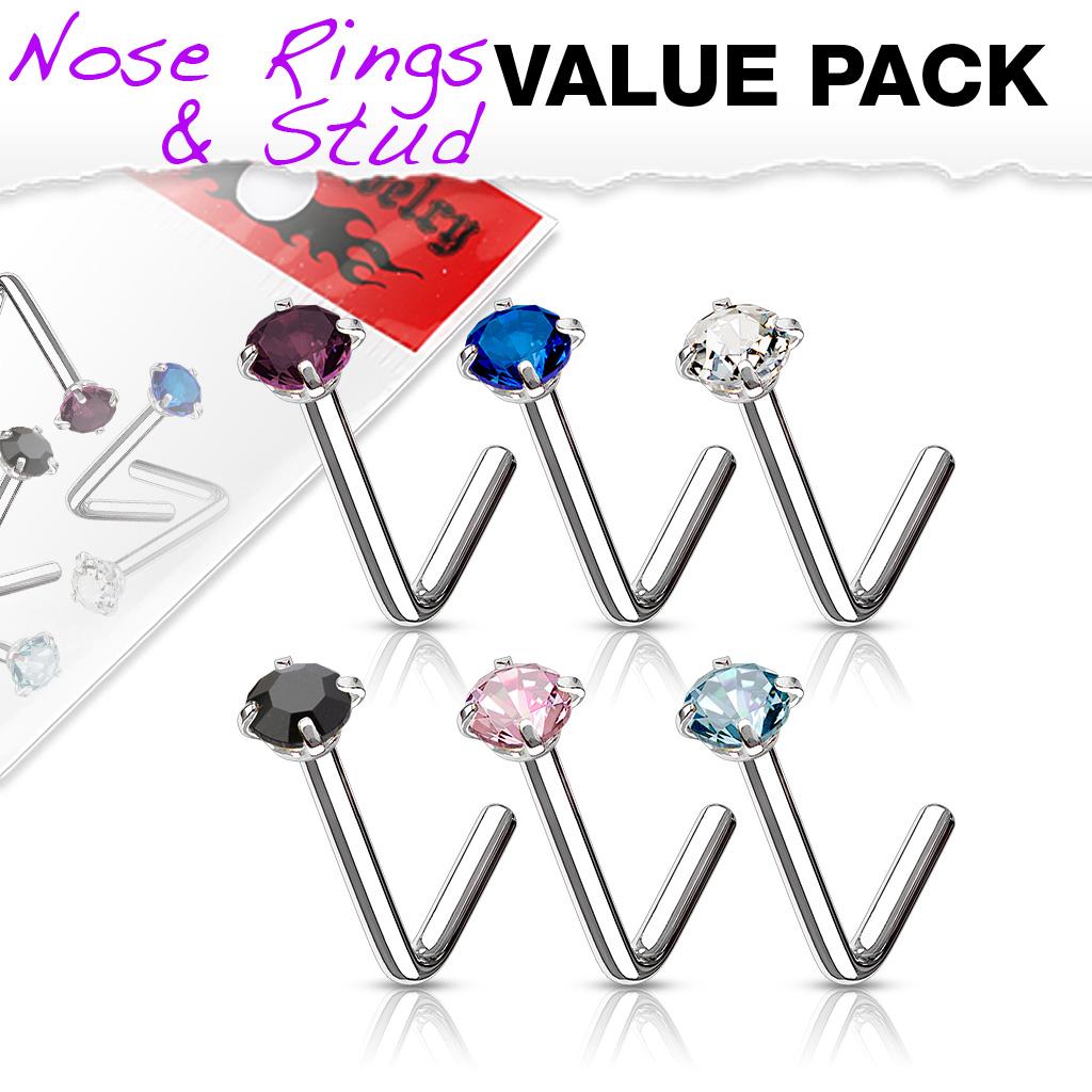 Piercing nosovka VNOL04
