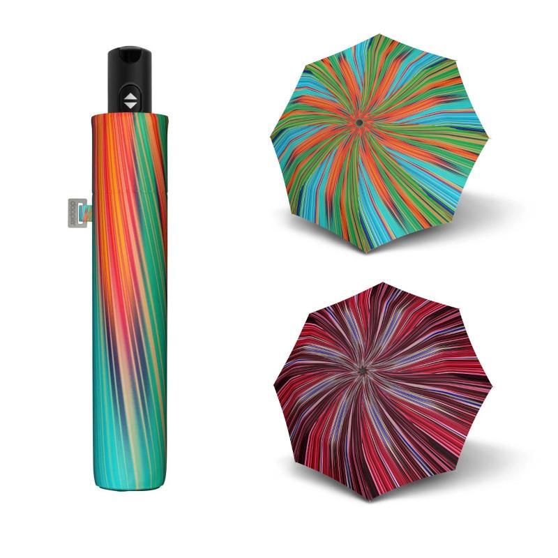 Doppler Magic Carbonsteel FANTASY Dámský skládací plně automatický deštník
