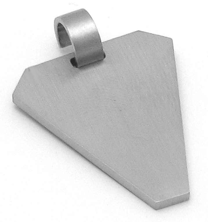 Přívěsek z chirurgické oceli 1114 (Přívěsek z chirurgické oceli 1114)