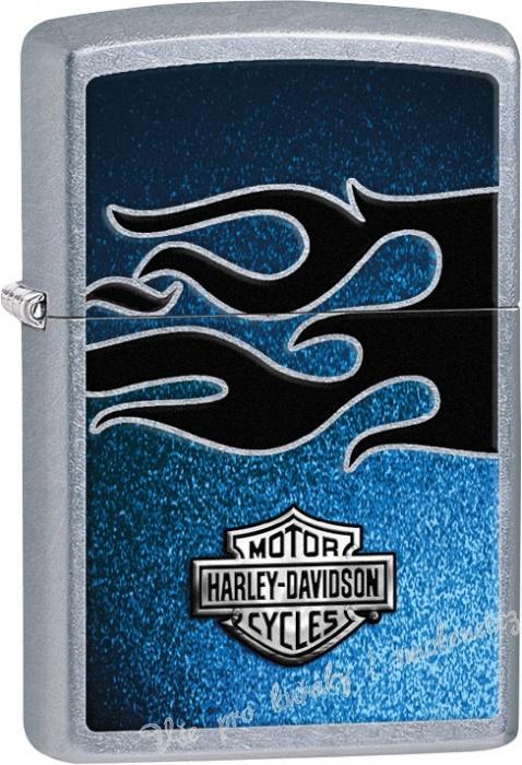 Zapalovač ZIPPO 25439 Harley Davidson (Benzín Zdarma)