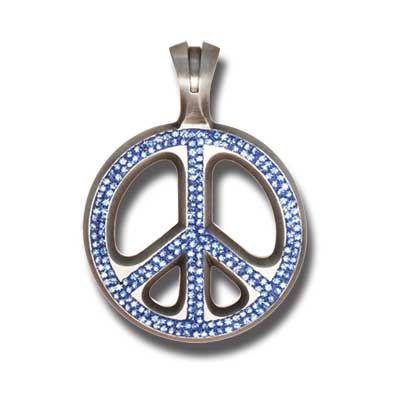 Přívěsek PEACE CLUSTER PV11