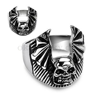 Prsten z chirurgické oceli R10643 (Prsten z chirurgické oceli R10643)