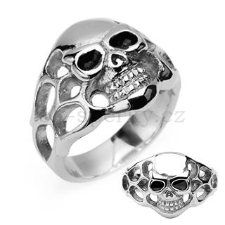 Prsten z chirurgické oceli R7685 (Prsten z chirurgické oceli R7685)