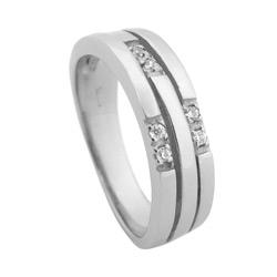Prsten z chirurgické oceli RSDE01 (Prsten z chirurgické oceli RSDE01)