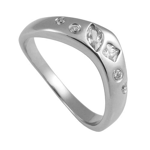 Prsten z chirurgické oceli RSDE16 (Prsten z chirurgické oceli RSDE16)
