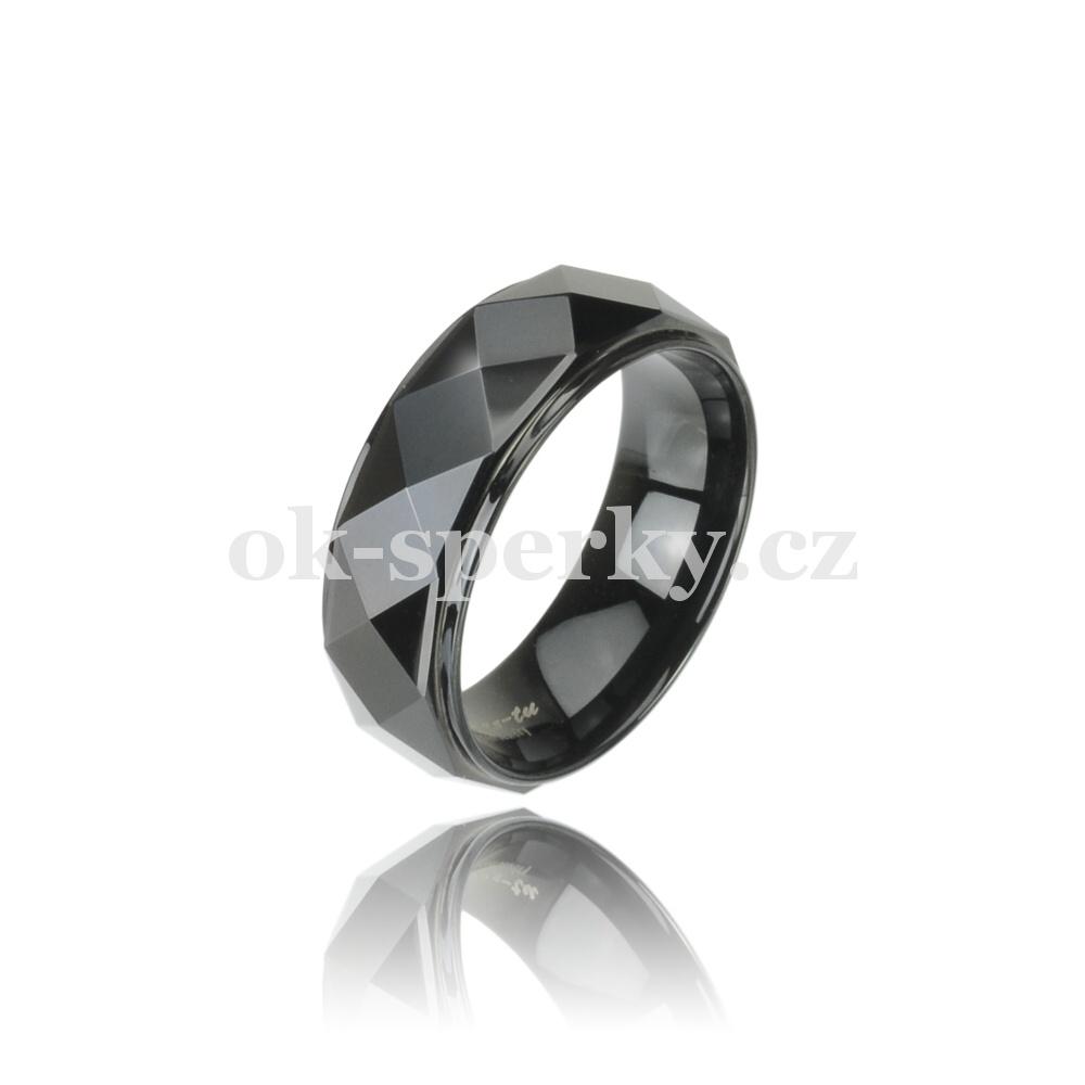 Wolframový prsten R-TU-005K (Wolframový prsten R-TU-005K)