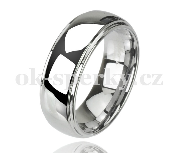 Wolframový prsten R-TU-021 (Wolframový prsten R-TU-021)