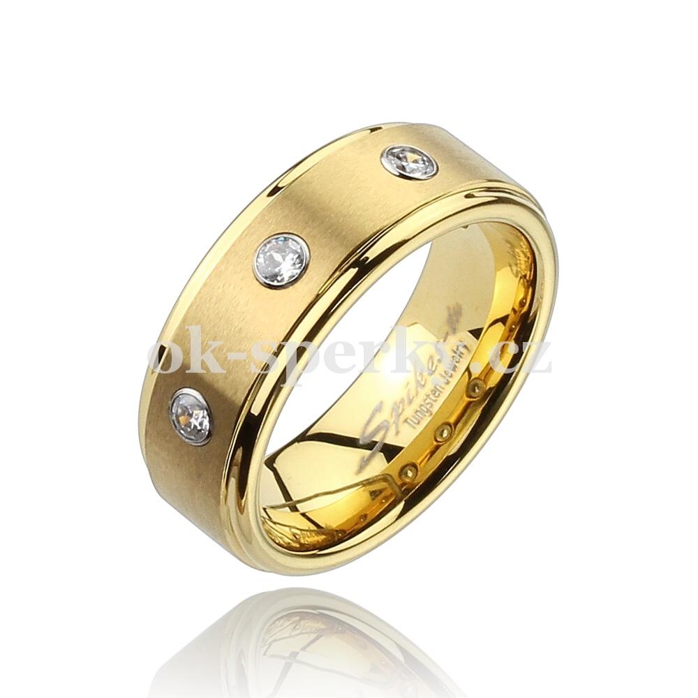 Wolframový prsten R-TU-136 (Wolframový prsten R-TU-136)