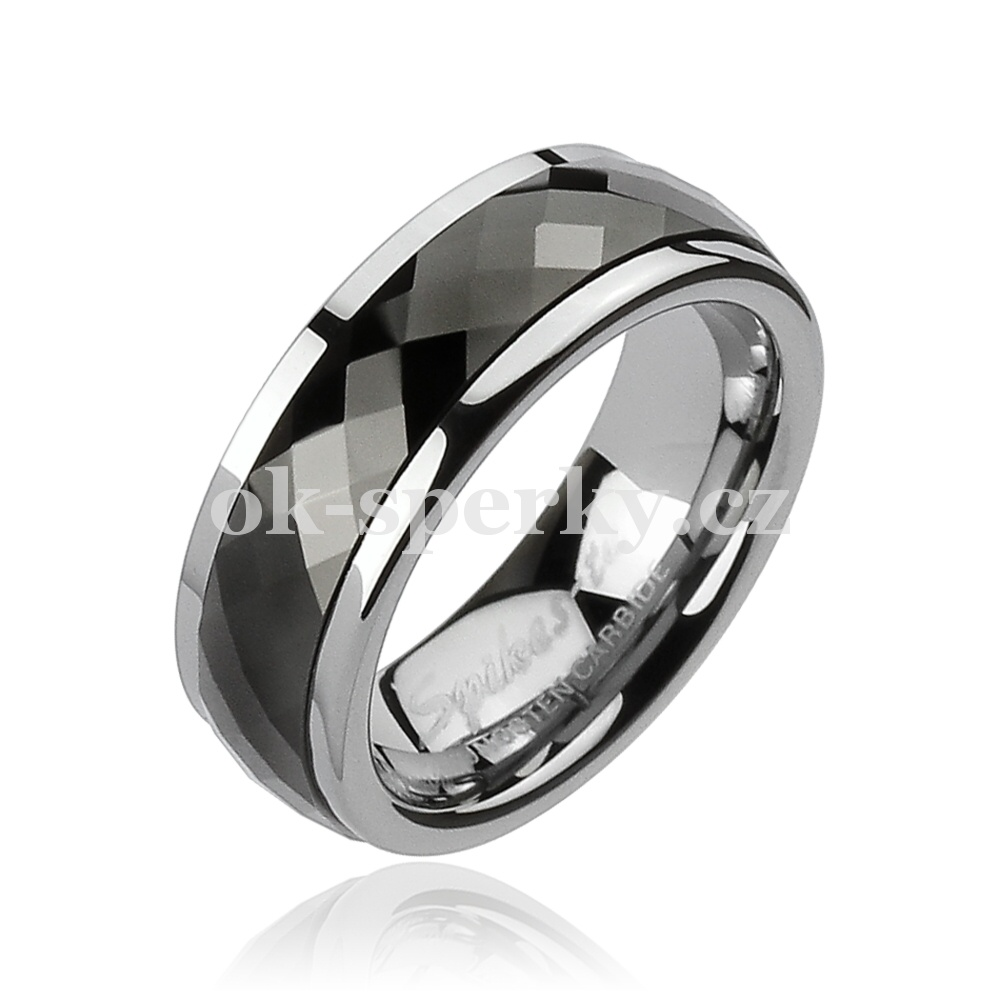 Wolframový prsten R-TUF-387 (Wolframový prsten R-TUF-387)