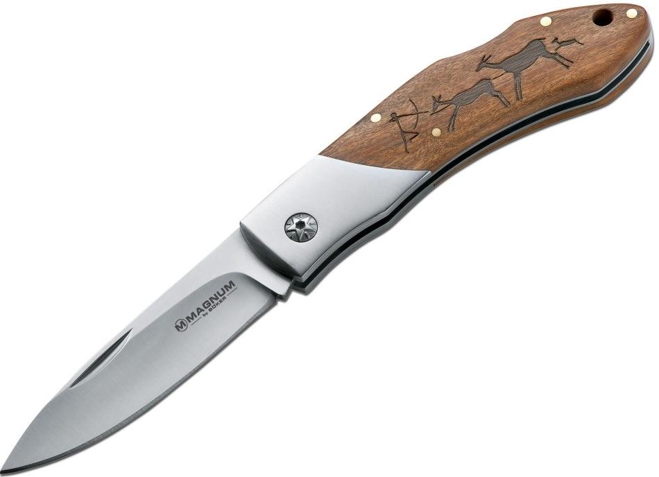 Böker Magnum Caveman Steel 01RY818