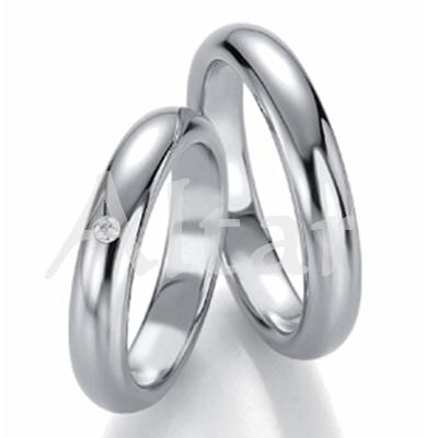 Snubní Titanové prsteny JT1550
