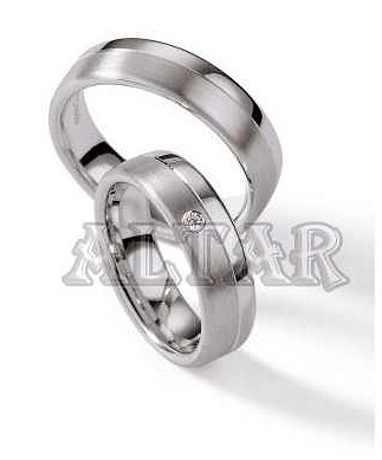 Snubní prsteny chirurgická ocel OC1004