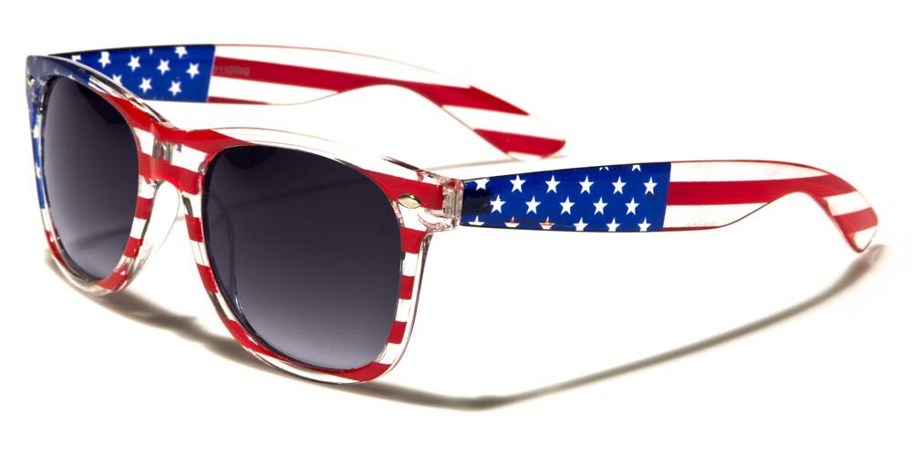 Sluneční brýle Wayfarer W-7110-FLAG