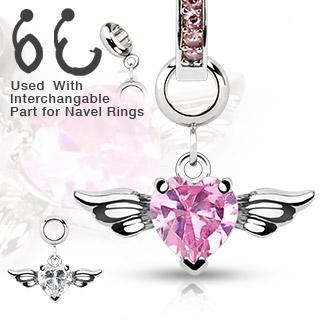 Přívěsek na piercing charms CH-006 (Přívěsek na piercing CH-006)