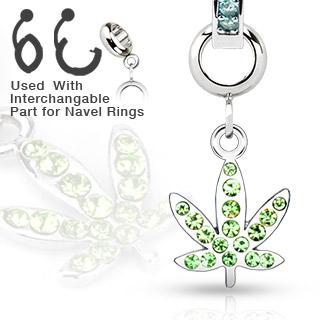 Přívěsek na piercing charms CH-008 (Přívěsek na piercing CH-008)