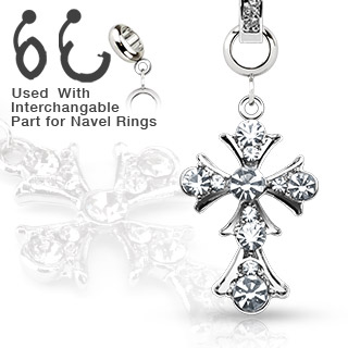 Přívěsek na piercing charms CH-024 (Přívěsek na piercing CH-024)