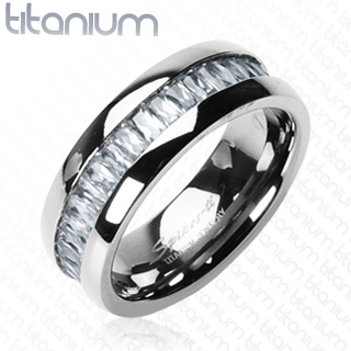 Titanový prsten R-TI-0629 (Titanový prsten R-TI-0629)