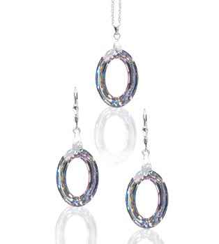 Souprava Vitrail Light Crystal 19 (Made with Swarovski® Elements)