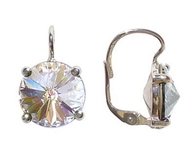 Náušnice Jaora crystal (Made with Swarovski® Elements)