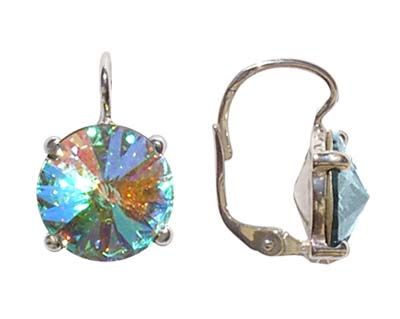 Náušnice Jaora Crystal AB (Made with Swarovski® Elements)