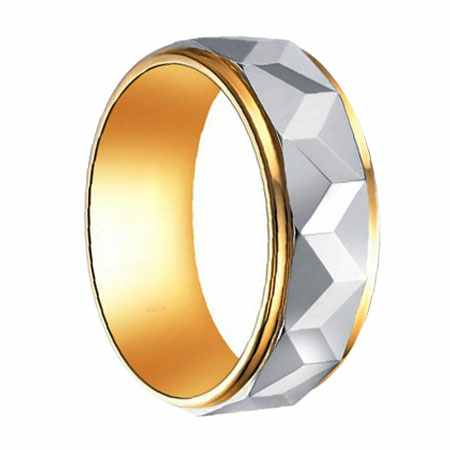 Wolframový prsten WRY-1127-1 (Wolframový prsten WRY-1127-1)