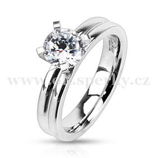 Prsten R-M2095 (Zásnubní prsten R-M2095)